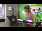 Violetta: Angie canta ¨Algo Se Enciende¨ (Ep 46 Temp 2)